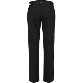 Regatta Xert II Zip Off Trousers Women, black